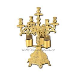 Sfesnic Sfantul Maslu - aurit X45-367