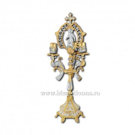 SFESNIC tricher Inviere aurit si argintat Hexa 1 - X45-370