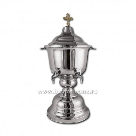 VAS aghiasma 6 litri nichelat - X104-860