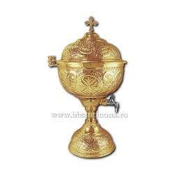 VAS aghiasma 6 litri aurit - X104-862 / 91-613