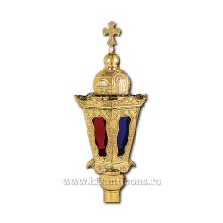 FELINAR procesiune mic aurit - X75-691 / 66-476