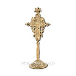CRUCE altar - bronz 20 cm V9882B
