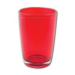 39-84 pahar rosu 6,5x9,5 G10