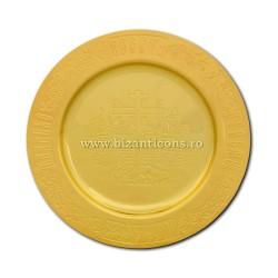 TALGER - disc aurit pentru SF AGNET - Cruce 15cm D 100-221