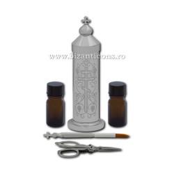 TRUSA botez cilindru - completa Aurita D 100-213Ag 5/cutie
