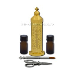 TRUSA botez cilindru - completa Aurita D 100-213Au 5/cutie