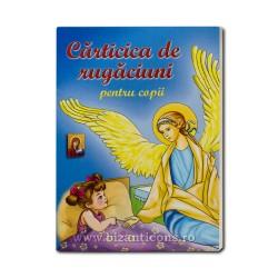 71-925 Carticica de rugaciuni pentru copii - Leon Magdan