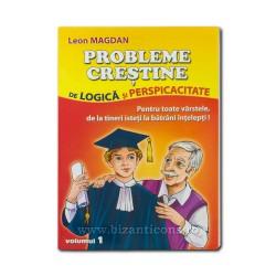 71-927 Probleme crestine de logica si perspicacitate - Leon Magdan