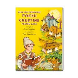 71-929 Cele mai frumoase poezii crestine pentru copii - Leon Magdan