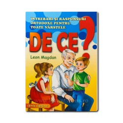 71-930 Questions and answers for the orthodox, for all ages - Leon Magdan