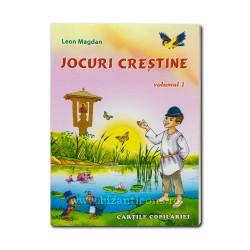 71-931 christian Games - Vol. 1 - Leon Magdan
