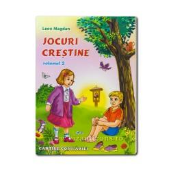 71-932 Jocuri crestine - Vol 2 - Leon Magdan