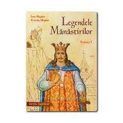 71-933 Οι Θρύλοι Των Μονών - Vol. 1 - Leon Magdan