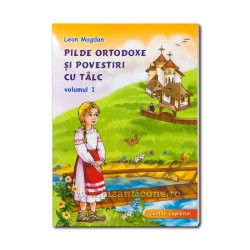 71-935 the Examples of the Orthodox, and the stories with a lesson - Vol. 1 - Leon Magdan