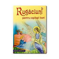 71-938 Rugaciuni pentru copilasii buni - Leon Magdan