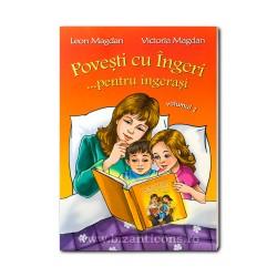 71-941 Povesti cu ingeri pentru ingerasi - Vol 1 - Leon Magdan