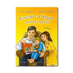 71-942 Povesti cu ingeri pentru ingerasi - Vol 2 - Leon Magdan