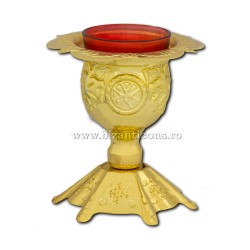120-102Au candela masa biz 12,5 cm - aurita 27/bax