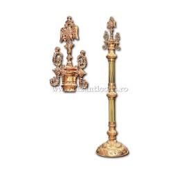 DELIMITATOR bronz aurit - X107-889 / 92-621