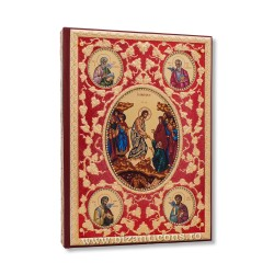 Gospel-gold - gems-white - red - icons-AS102-168