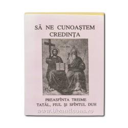 71-994 Sa ne cunoastem credinta - Diacon Ghe. Babut - Ed. BOM