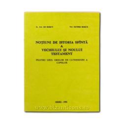 71-996 Notiuni de istoria sfanta a vechiului si noului testament - Ed. BOM