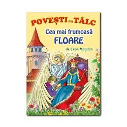 71-912 Cea mai frumoasa floare - Leon Magdan