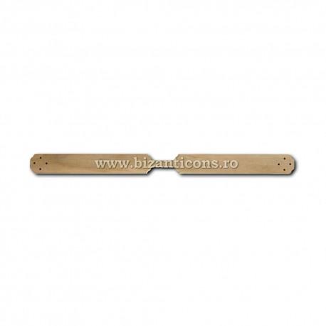 1-845 Нарезать древесину клена 15x200 см