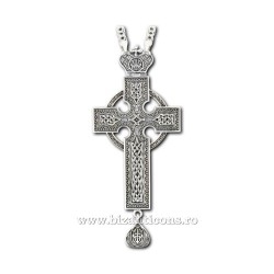 CROSS the Bucharest Bronze, silver plated + patina AT 140-33