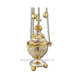 Cadelnita traforata - aurita si argintata AT 107-81