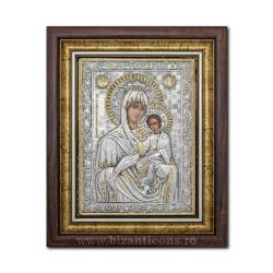 Икона argintata - Матерь божья Этот Послушны 36x44cm K700-003