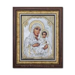 Икона argintata - Матери Господа в Иерусалим 36x44cm K700-006