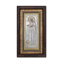 Икона argintata - Матерь божья Gerontissa - надбавка дома 36x44cm K700-018