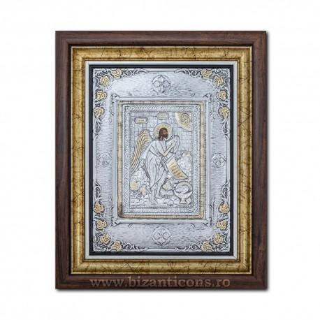 Икона argintata - день Святого Иоанна Крестителя 36x44cm K700-121