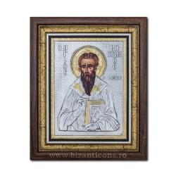 Икона argintata - Св. Церковь святителя Василия великого, 36x44cm K700-126