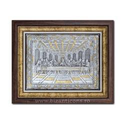 Икона argintata - тайной вечери 36x44cm K700-200