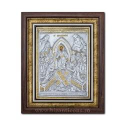 Икона argintata - Воскресение 36x44cm K700-201