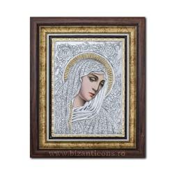 Икона argintata - Богородица со слезами - Filimeni 36x44cm K700-ошибка 404
