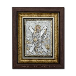 The ICON of the frame Ag925 ST. Andrew's 27x32 K701-118