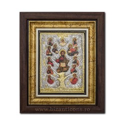 The ICON of the frame Ag925-Tree of Life 27x32 K701-203