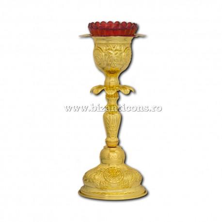 120-97Au candela masa biz 28cm - Aurie 12/bax