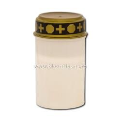 17-40А светильник на батарейках ( не включены батареи ) - белый - 7x12cm 144/коробка