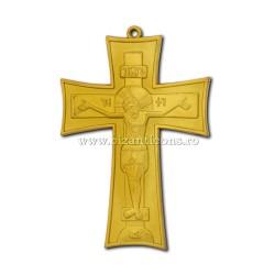 The 100 -, 10-Cross belt Gold - 7,5x11 100/box