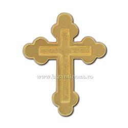 6-205 insigna Cruce aurie 12/set