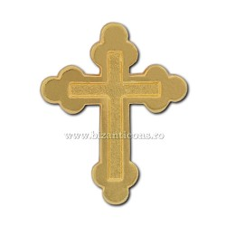6-205 the badge of the Cross, the golden, 12/set