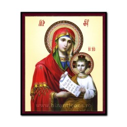 1852-735 the Icon of the Russian mdf, 10x12, MD Clinch intristarile our
