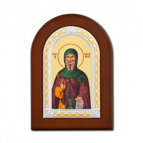 Icoana foita lemn Sf Antonie 10x14 TM 30-435