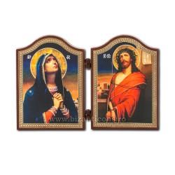 18-107 Τέχνης από ξύλο, 12,5x8,5 MD Tanguirea Με τα αγκάθια 11buc/κιβώτιο