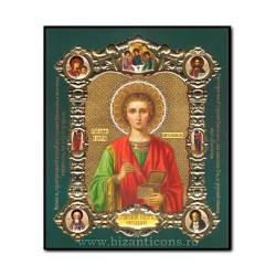 Icoana med V mdf 15x18 Sf Pantelimon 1855-023