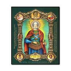 Icoana med V mdf 15x18 Sf Mina 1855-035